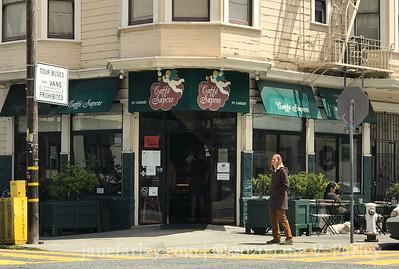 Caffé Sapore on Lombard Street