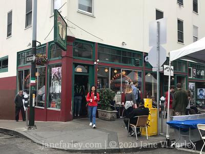 Cafe Trieste in North Beach SF