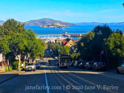Hyde Street Hill in SF