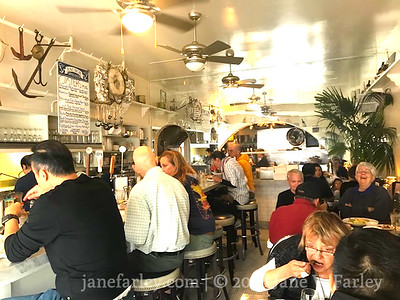 Anchor Oyster Bar in SF for Commission