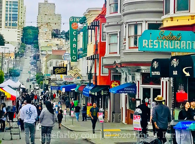 Green Street in SF