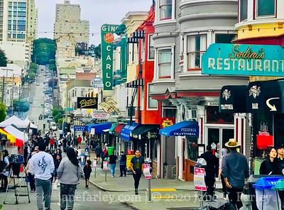Green Street in SF