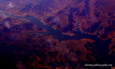 Grand Canyon at 38,000 feet