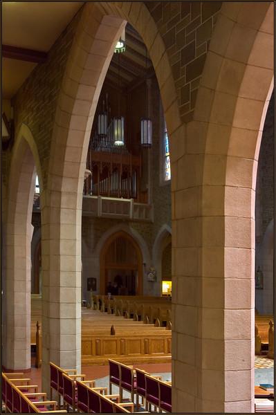 St. Joseph's arches