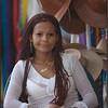 Hat seller in Tulum