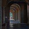 Arches (Santa Sabina, Rome, Italy, 2006)
