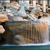 Neptune (Fontana de Trevi, Rome, Italy, 2006)