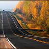 Alberta's rural highway