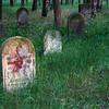 Desecrated (Brudno Jewish Cemetery, Warsaw, Poland, 2008)