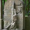 Please, listen...  (Powazki Jewish Cemetery, Warsaw, Poland, 2008)
