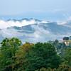 Morning fogs (Urbino, Italy, 2009)