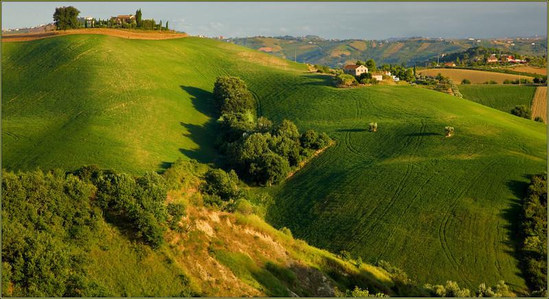 Piceno afternoon (Terre di Piceno, Italy, 2009)