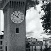 Towering clock (San Benedetto del Tronto, Italy, 2009)