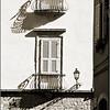 Sunny projections (Ascoli Piceno, Italy, 2009)