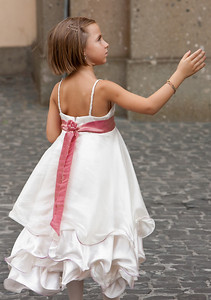 Young elegance (Castel Gandolfo, Italy, 2009)