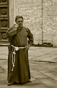 Yes, I do hear you, God. (Perugia, Italy, 2009)