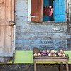 Vegetable stand (Rodney Bay / Gros Islet, St. Lucia, 2009)