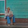 Mid day rest (Anse La Raye, St. Lucia, 2009)