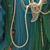 Drying nets (Anse La Raye, St. Lucia, 2009)