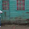 Colors of poverty (Anse La Raye, St. Lucia, 2009)