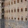 Orthodox wall (Miniturk, Istanbul, Turkey)