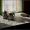 Kitchen table (Ukrainian Village, Alberta, Canada, 2009)