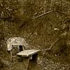 Forgotten bench (Costa Rica, 2010)