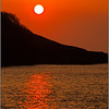 Red sunset (Maui; photo by Alina Gortel, 2010)