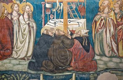 Visione dell'Oltretomba - Sacrifial altar
