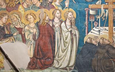 Visione dell'Oltretomba - Santi Apostoli
