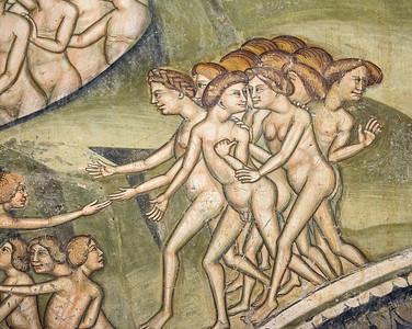 Visione dell'Oltretomba - Souls approaching Ponte del Capello