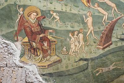 Visione dell'Oltretomba - San Michele