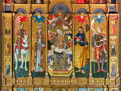 Central panel