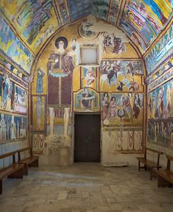 Infanzia di Cristo, La Passione, Giudizio Finale, Life of San Pelegrino