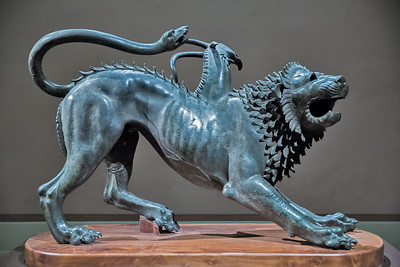 Etruscan fantasy