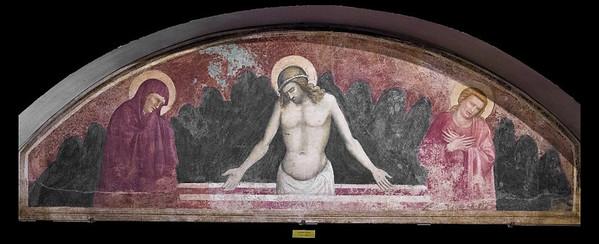 Giovanni Toscani: Pietà (1420)