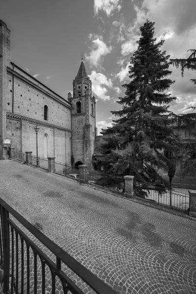 Ramp to Sant'Agostino