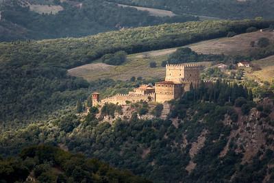 Castle vacation spot