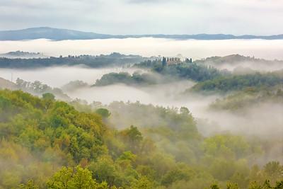 Tuscan rural landscape 2014