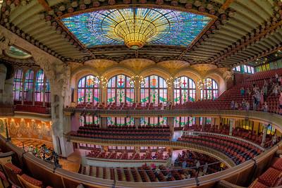 Music Auditorium