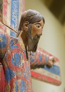 Wooden Christ