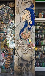 Art and booze