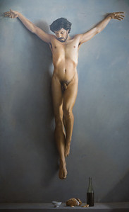 Crucificado by Aldo Behamonde (1963)