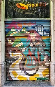 Espaibici, Street Art