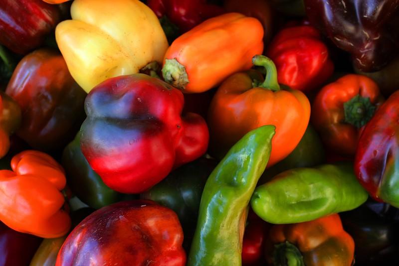 """Medley of Vegetables"" (digital photograph) by Glynnis Morrison"