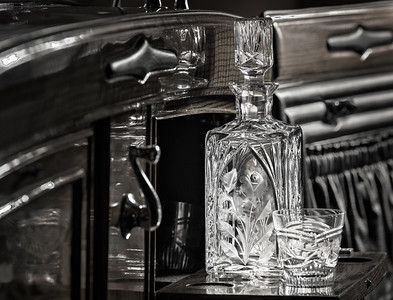 Discrete charm of prohibition