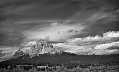 Crowsnest Mountain