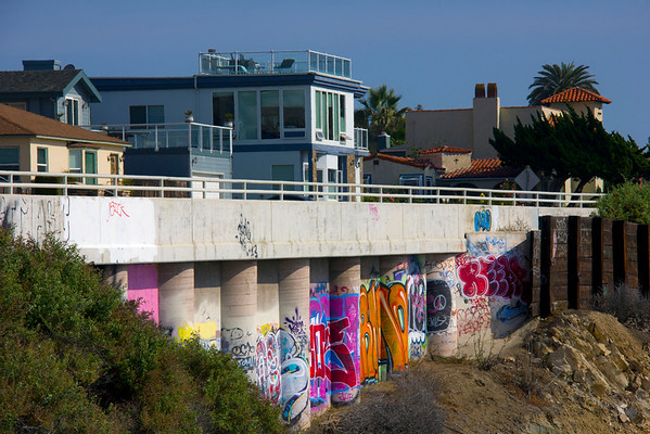 """Graffiti Wall"" (photography) by Daniel Williams"