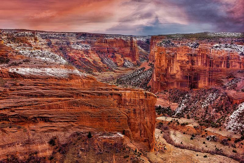 """Canyon de Chelly"" (photography) by Jason Levi"