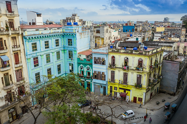 """Havana"" (photography) by Nicholas Teetelli"